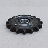 Звездочка натяжная (z=17, t=19,05) (54-2-48-1), фото 3