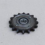 Звездочка натяжная (z=17, t=19,05) (54-2-48-1), фото 2