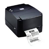 Термотрансферный настольный принтер штрих-кодов tsc ttp 244 Pro, фото 1