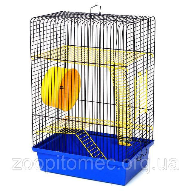 Клетка Хомяк 4