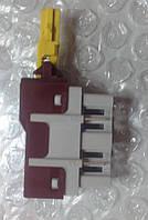 Кнопка сетевая Zanussi 1249271402 для стиральной машины