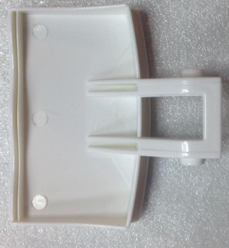 Ручка дверки (люка) Zanussi 1246048001 для стиральной машины (не оригинал))