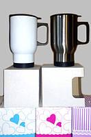 Термокружка с принтом