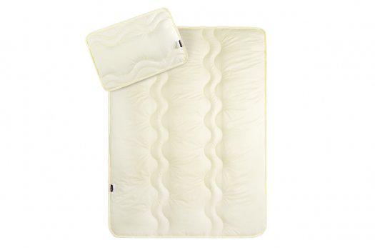Детский набор: одеяло и подушка