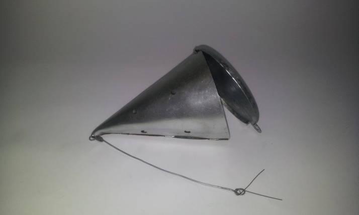 Кормушка для зимней рыбалки конус, фото 2