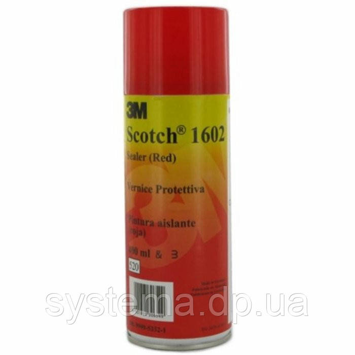 Scotch® 1602 - Цветное изолирующее покрытие, 400 мл