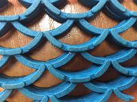 Противоскользящее покрытие Левада Индивидуальный рамер, синий