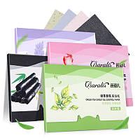 Матирующие салфетки Daralis бамбуково-угольные, зеленый чай, лаванда-для устранения жирного блеска