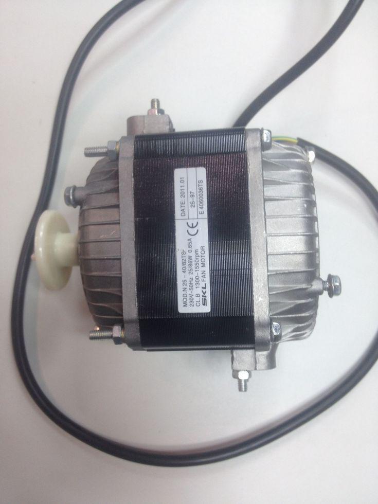 Двигатель обдува холодильной витрины MOD.№25-40/82TS