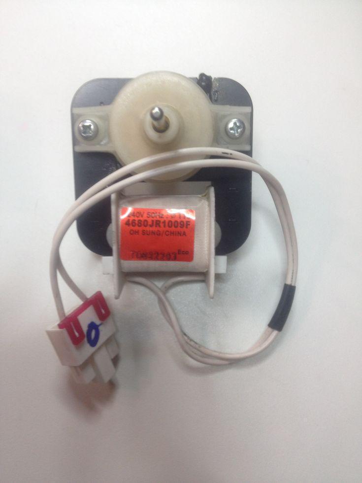Вентилятор LG 4680JR1009F оригинал