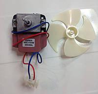 Мотор обдува холодильника Samsung DA31-00147B не оригинал, фото 1