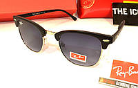 Солнцезащитные очки Ray Ban clubmaster | Защита UV 400
