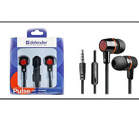 Наушники Defender Pulse 428 Black