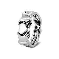 Серебряное кольцо для настоящих романтиков от Wickerring