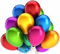 Воздушные шары и аксессуары для праздника
