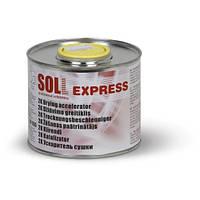 Ускоритель сушки автоэмалей SOLL express