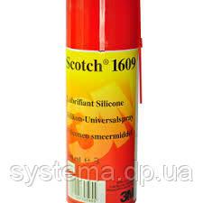 3m Scotch® 1609 - Силиконовый универсальный аэрозоль, 400 мл, фото 2