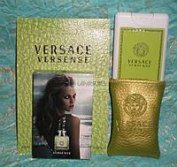 """Женский компактный парфюм в """"коже """" Versace Versense"""