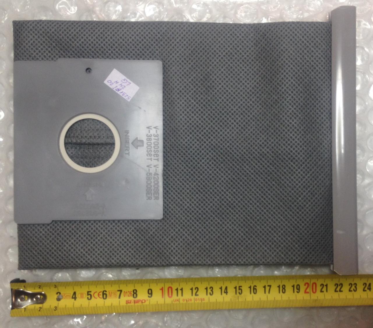 Мешок многоразовый LG 5231FI2024H для пылесоса