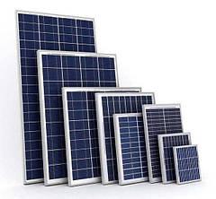 Солнечные батареи (фотомодули)