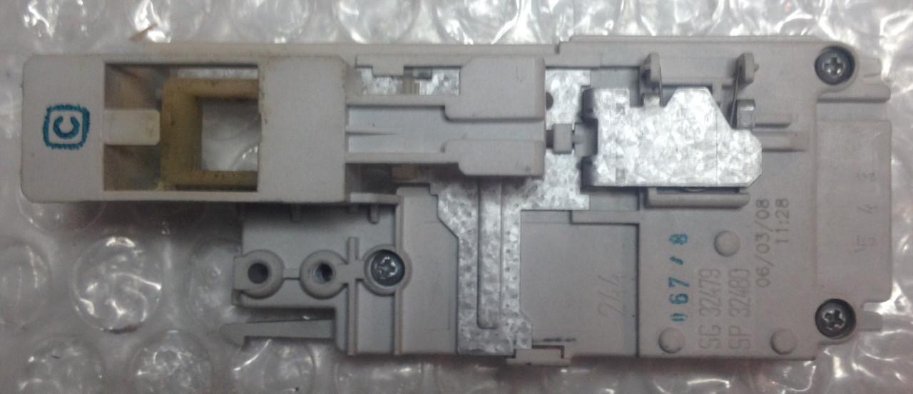 Замок (УБЛ) Bosch 168671 для стиральной машины
