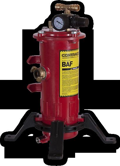 Фильтр очистки воздуха дыхания BAF