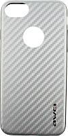 Чехол-накладка AWEI TPU Case F-1 iPhone 7/8 Grey, фото 1