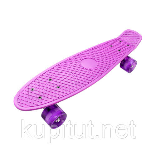 Пенни борд Maraton Penny Board 37, фиолетовый
