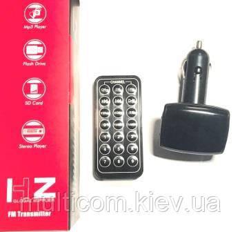04-04-003. FM модулятор + microSD, HED-08