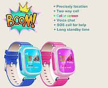 Смарт наручные часы для детей Q80 PK Q50 Q60