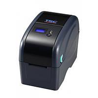 Настольный термопринтер печати этикеток tsc ttp 225