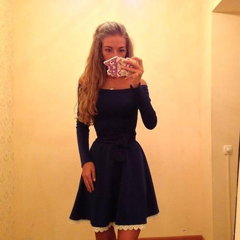Платье д239