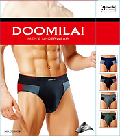 Трусы(плавки) мужские Doomilai 03004 - 40грн. Упаковка 3шт - р.XL