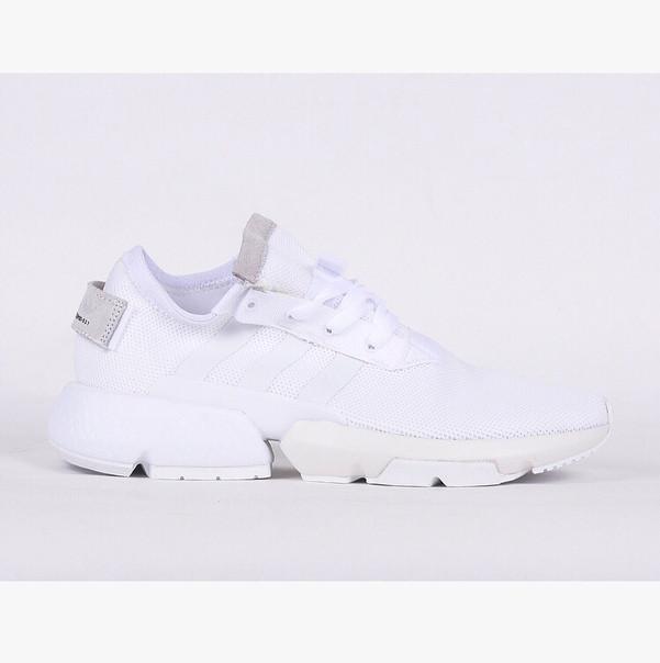 Женские кроссовки Adidas POD S3.1 White реплика