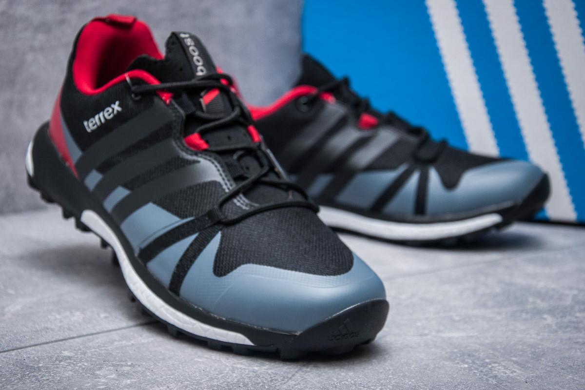 Кроссовки мужские Adidas Terrex Boost, серые (11664),   41 43 ... b43cb9d54b1