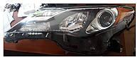 Фара передняя левая Toyota Rav 4 США 2012-15 81170-42592 БУ Оригинал, фото 1