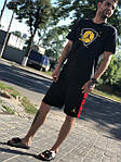 ШОРТЫ RISE GRAPHIC SHORT 888376-011, ФУТБОЛКА T-shirt Nike Air Jordan Last Shot AO2625-010