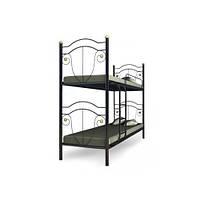 Кровать двухъярусная Диана 80 х 190 (200) металлическая