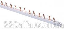 Шина з'єднувальна (гребінка) SCHNEIDER 2P, 12 модулів