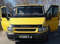 Дефлектор капота (мухобойка) Ford Transit IV (Форд транзит 4 1986г-2003г)