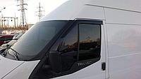 Дефлекторы окон (ветровики) Ford Transit IV (Форд транзит 4 1986г-2003г)