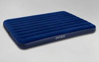 Надувные кровати, матрасы Intex