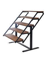 Стол стеллаж трансформер
