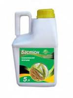 Бастион 5л.(двухкомпонентный фунгицидный протравитель на 5т. семян)
