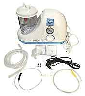 Отсасыватель медицинский универсальный электрический Н-003А ( с автономным питанием ), фото 1