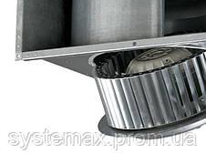 ВЕНТС ВКПФ 4Д 600х350 (VENTS VKPF 4D 600x350) - вентилятор канальный прямоугольный , фото 2