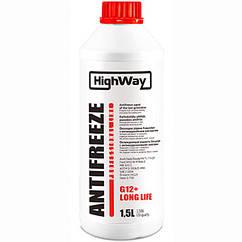 Концентрат High Way Antifreze G12+ 1,5L