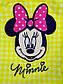 Желтый купальник для девочки в клетку с Минни Minnie Mouse, Disney baby р. 74 на 1 год, фото 2