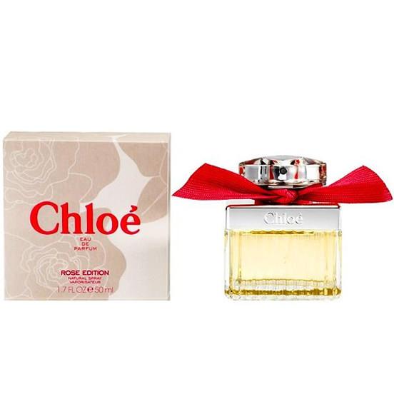 парфюмированная женская вода сhloe Rose Edition Eau De Parfum 100