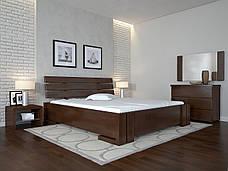 ✅Деревянная кровать Домино  120х190 см ТМ Arbor Drev, фото 2